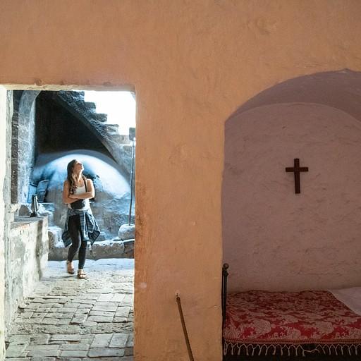 טעימה ממנזר סנטה קתלינה