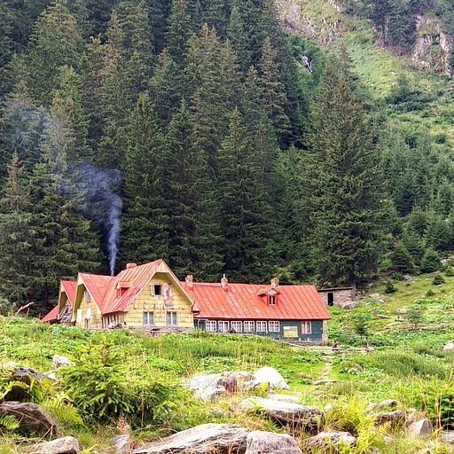 Cabana Valea Sambetei