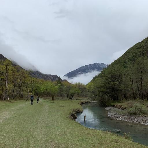 הליכה בעמק הרפאים