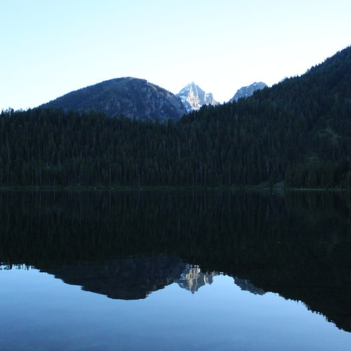 Bardley lake