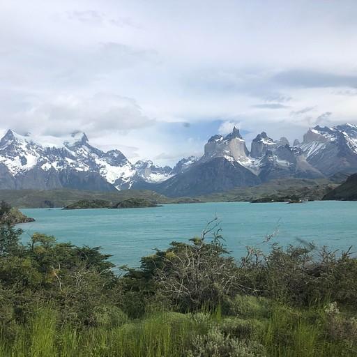 תמונה פנורמית של רכס השמורה