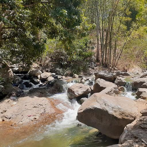 malange hot spring