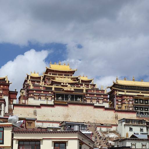 מנזר סונג-דזאן-לין