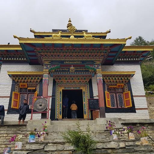המנזר באפר פיסאנג