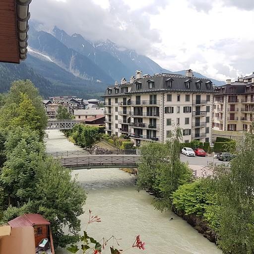 הנוף מחדרי במלון
