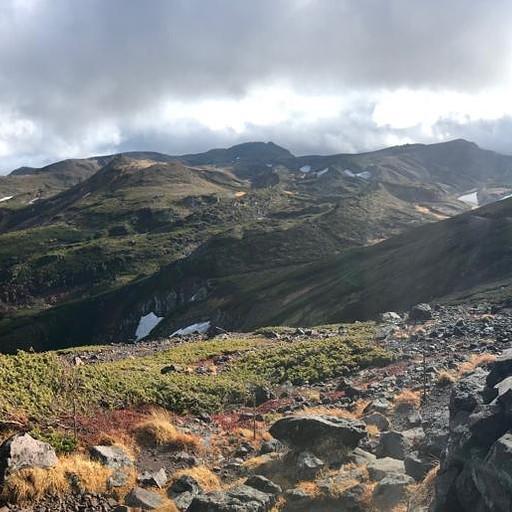 הנוף בפסגה