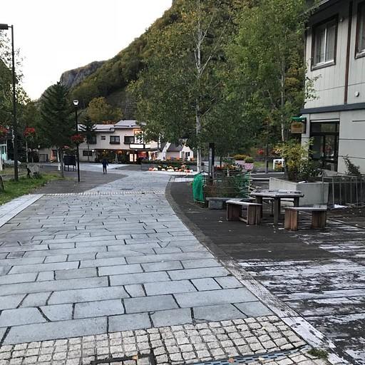 העיירה סנוקיו