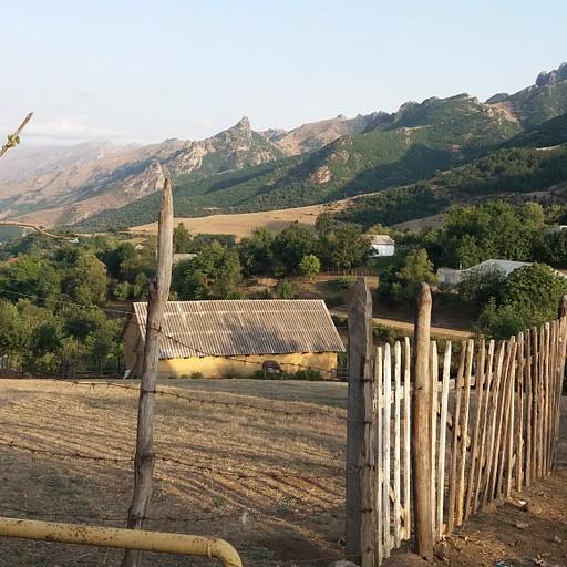 הכפר Shinaband