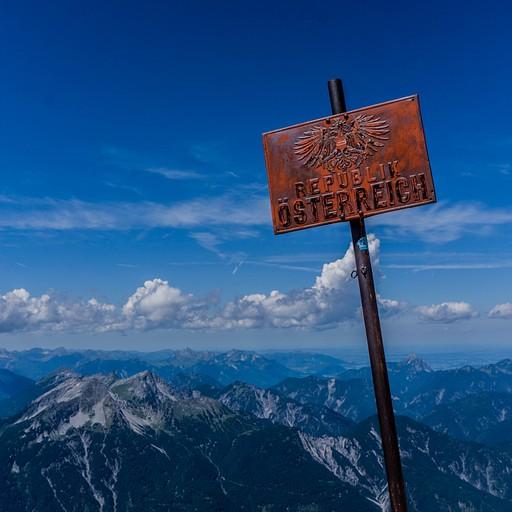 הגבול עם אוסטריה