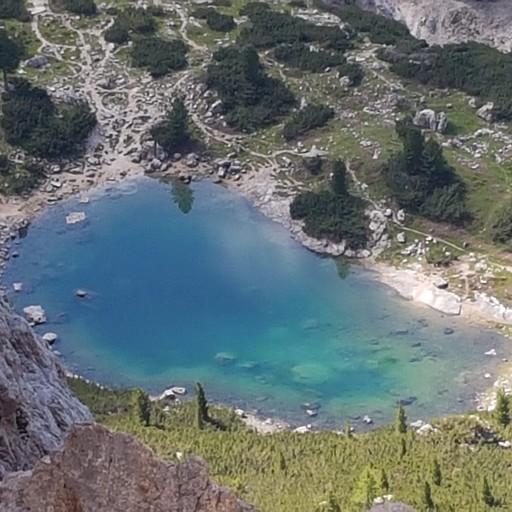 אגם לגזוי (Lagazuoi)