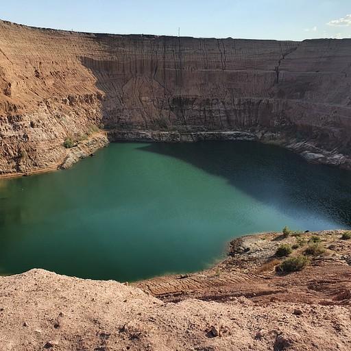 האגם הנעלם