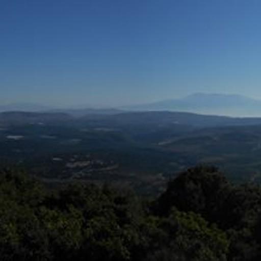 שביל הפסגה - מצפור הלבנון (תמונה ישנה)