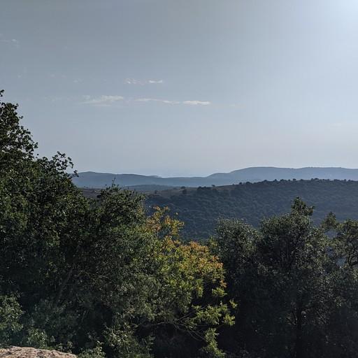 שביל הפסגה - מצפור ההר