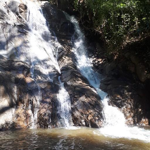 sticky waterfall