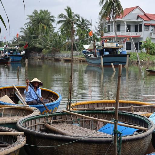 שייט בסירות עגולות, חלק מסדנת הבישול של הון