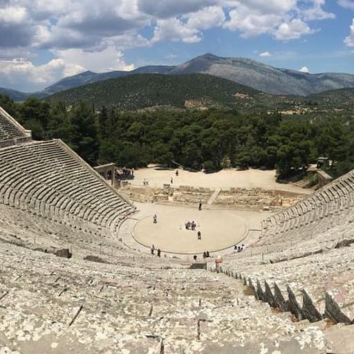 האמפי תאטרון באפידאורוס