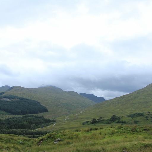 נוף Highlands