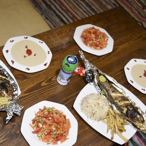 ארוחת ערב בFREEDOM