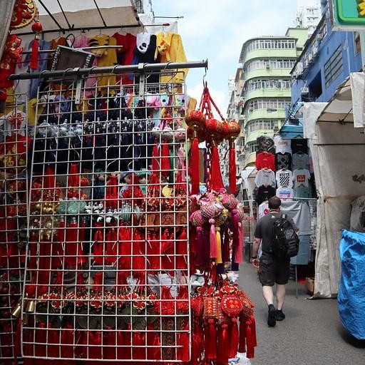 מלא פיצ'פקעס סיני בשוק הנשים