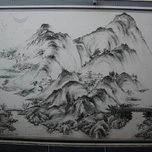 ציורי קיר ברחובות העיר העתיקה