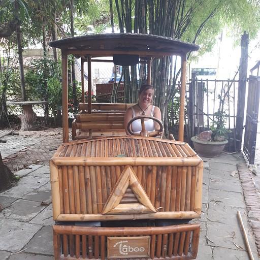 רכב הבמבוק בסדנה