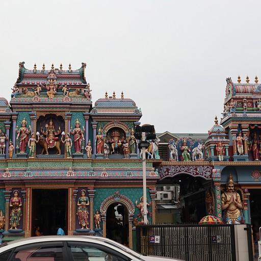 מקדש הינדי בLittle India