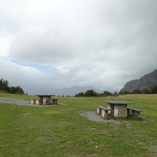 Puerto de panderrueda