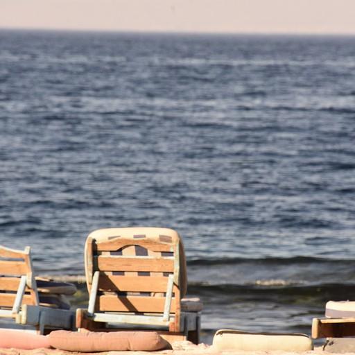 המנוחה על שפת הים