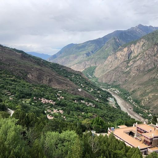 הנוף בג׳יאג׳ו
