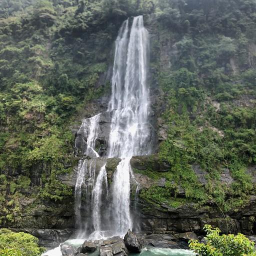 מפל Wulai