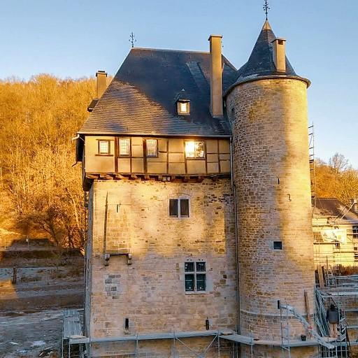 Château-ferme de Crupet
