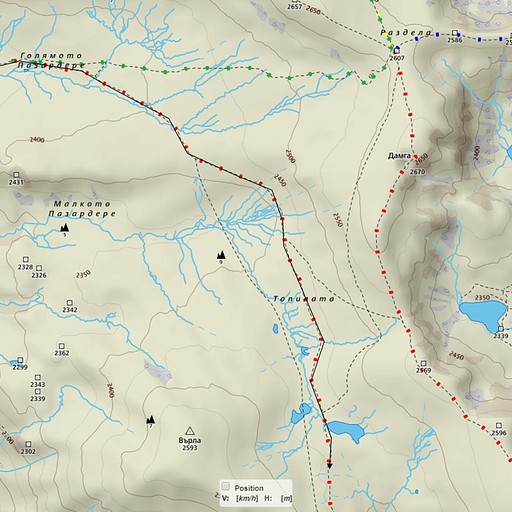 יום ד' חלק 1  *ביציאה מבקתת איוון ואזוב תפנו בעלייה מזרחה ותצמדו ימינה, עד שתזהו את השביל האדום.