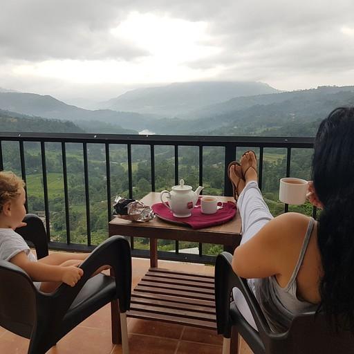 Thuruliya Hotel & Coffee Shop  הנוף מהחדר