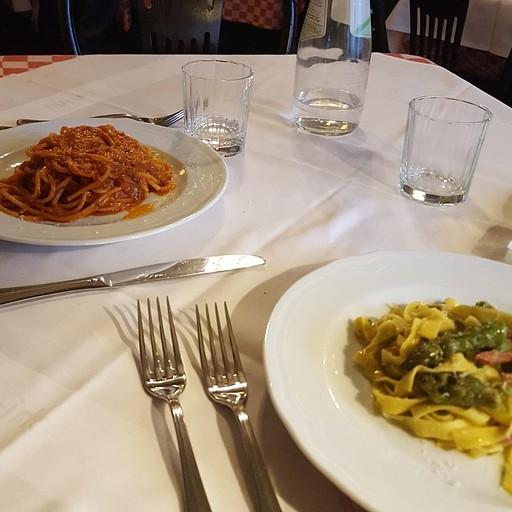 ארוחת הפתיחה באיטליה