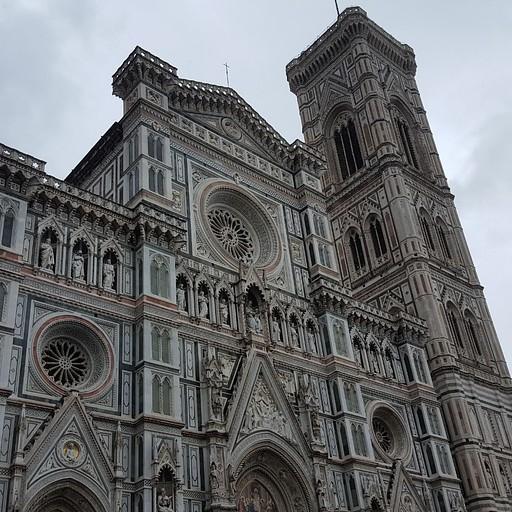 הכנסייה המפורסמת בפירנצה