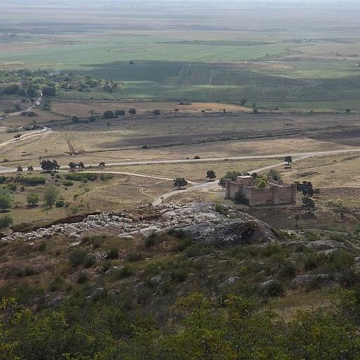 העתיקות והמצודה