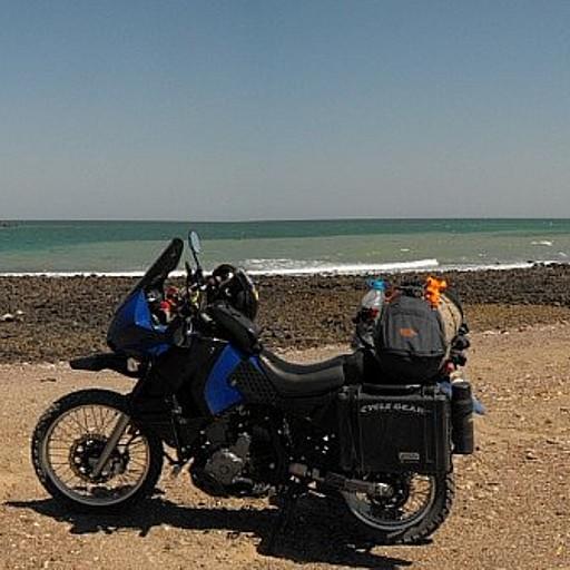 הנסיעה לאורך החוף