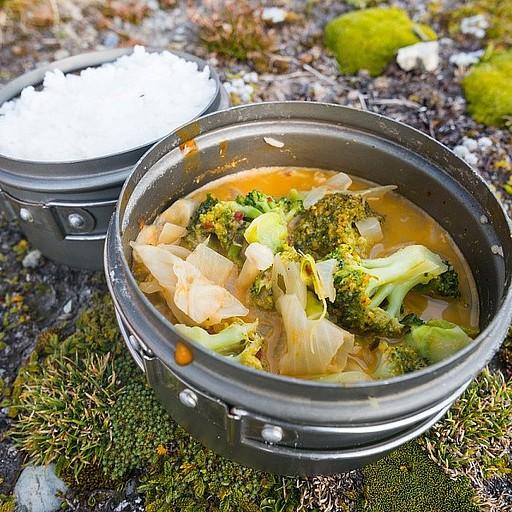 בטיול קצר אפשר להתפנק עם ירקות טריים לפני הפאס
