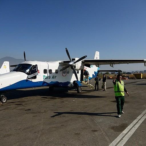 ה- Sky Cab עומד להמריא לשדה התעופה המסוכן בעולם