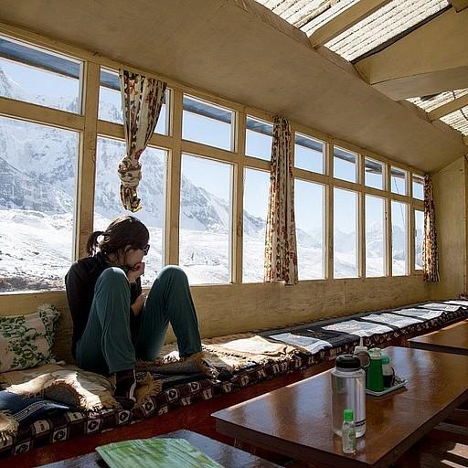 חדר האוכל בצ׳וקונג