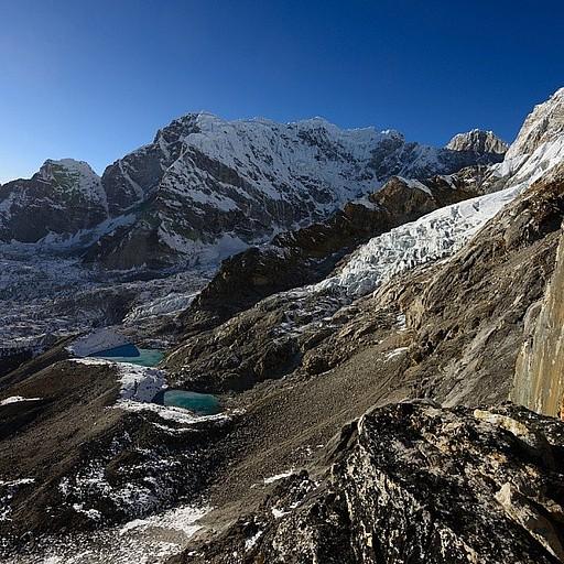 הנוף מהפסגה - לצד ההפוך מהאוורסט