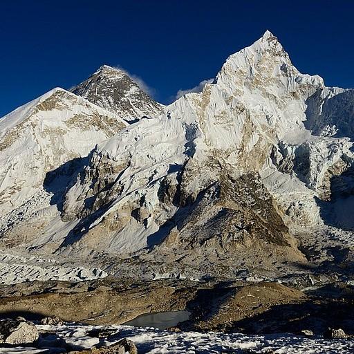 המבט על האוורסט (ההר השחור)