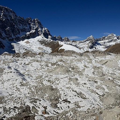 הקרחון בדרך לגוקיו