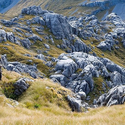 סלעים בצורות מושגעות