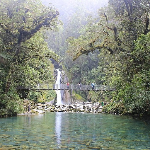 Giant Gate Falls