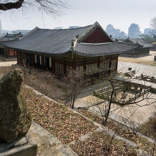 Changdeokgung.