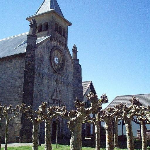 הכנסייה בה נרשמים ברונססבלייס