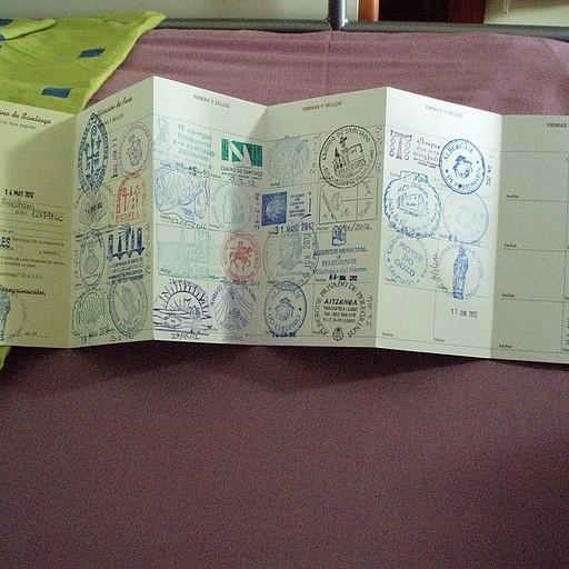 דרכון צליינים