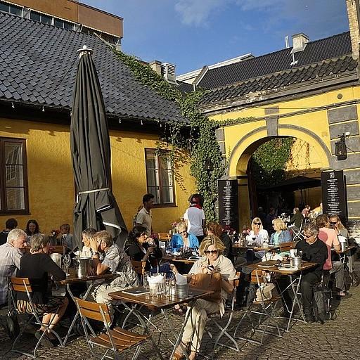 מסעדת kafe Celsius