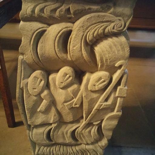 שלושת האמגושים - השליחים שנסעו למאריה לבשר לה שהיא בהריון